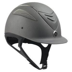 Defender Chrome Stripe Helmet
