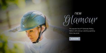 New Glamour Helmet